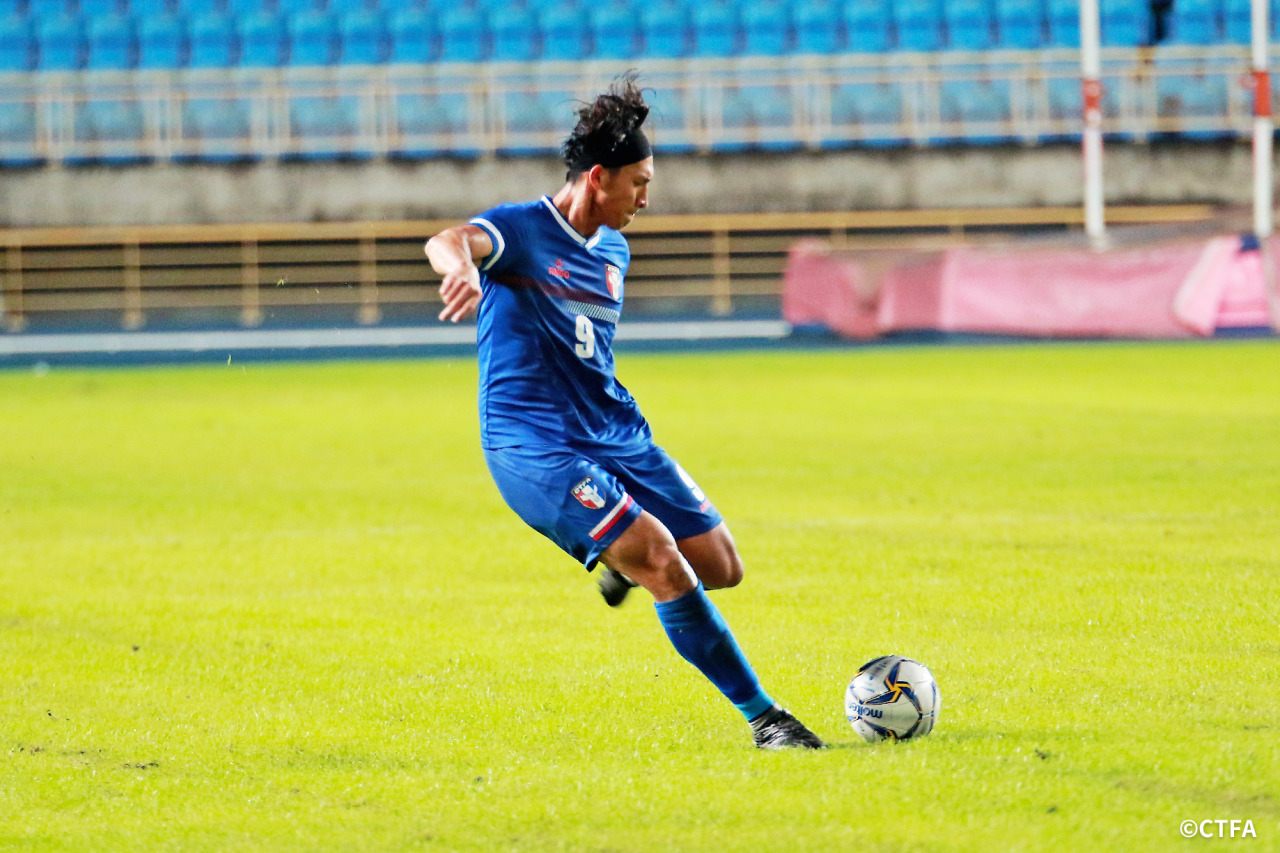 花蓮戰將李茂 盼為國家隊立下足球新標竿 — 2022卡達世界盃資格賽   Yahoo奇摩運動