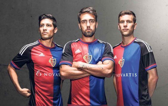 Ceci est le nouveau Maillot de foot FC Bâle Domicile pour la saison 2016/2017; Une Maillot FC Bâle 2016 2017 qui nous permet de se déplacer librement, qui nous maintient actif et qui nous aidera à donner le meilleur de tous les jeux; La nouveau...