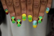 carnival nails sophie