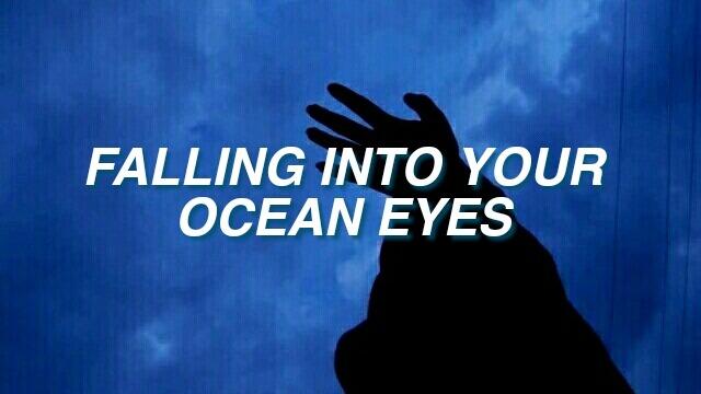 Billie Eilish  Ocean Eyes  lyrics
