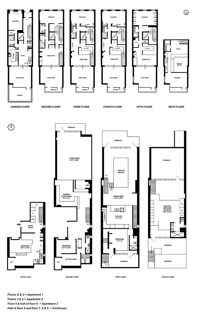 markcareaga • Architecture Cameo #1 Paul Rudolph House 23...