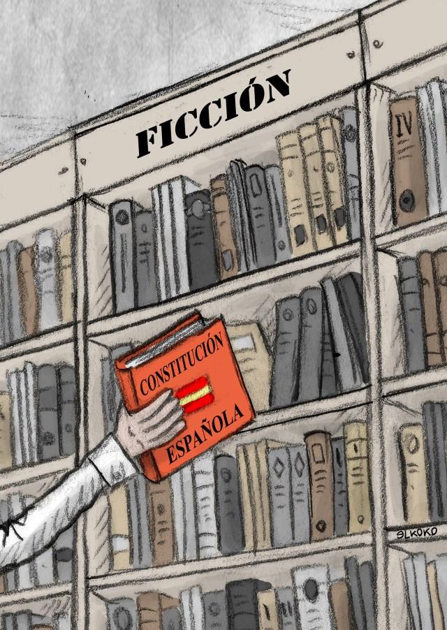 El fascismo avanza, un análisis en el día de la Constitución