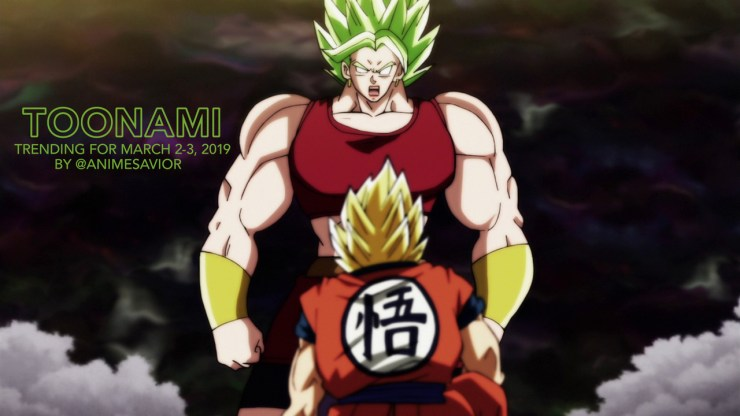 """""We face everything together. Caulifa, you don't think I'm interfering, do you? *Cries* Now you make it seem like I'm not good enough for her again, like I'll always let her down! This is your fault. Yours Goku! You're taking my one and only away..."