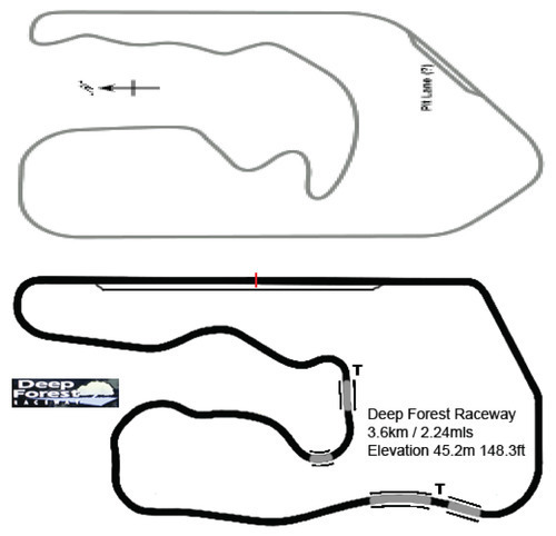 GT5: Deep Forest Raceway Found