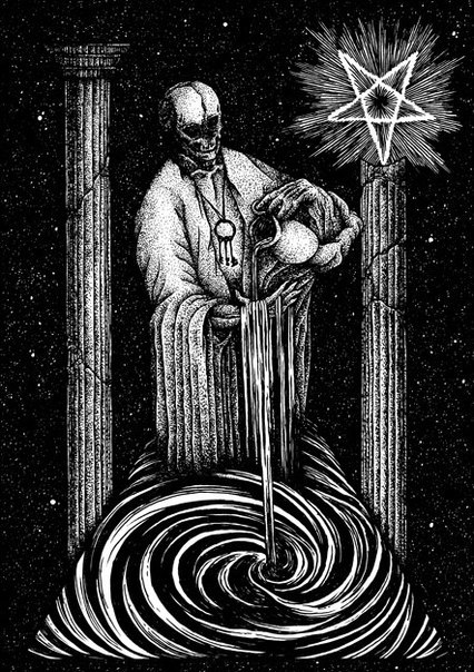 Risultati immagini per in ruins black metal