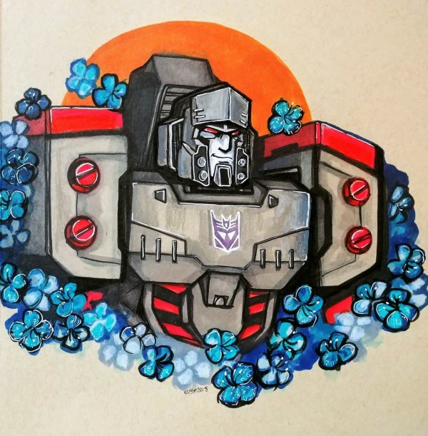 Tfa Megatron Tumblr - Year of Clean Water