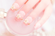 nail art korea