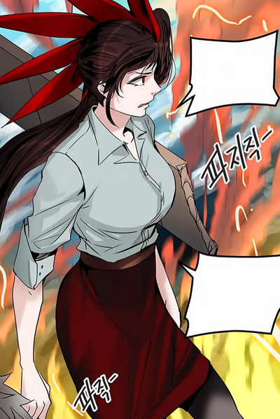 tower of god # 10