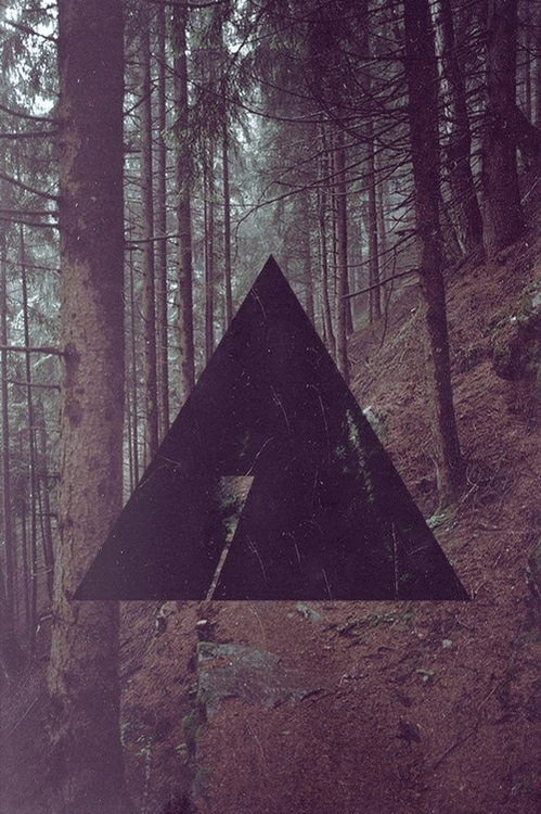 Acid Trippy Wallpapers Hd Hipster Triangle Tumblr