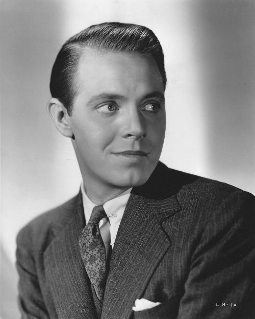 "matttsmiths: "" Louis Hayward, 1938 """