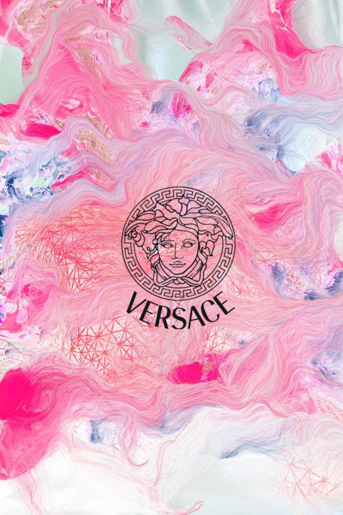 Versace Logo On Tumblr
