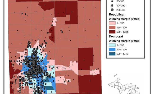The Future Is Chairs With Wheels Mapsontheweb Map Of Kent County Mi Showing