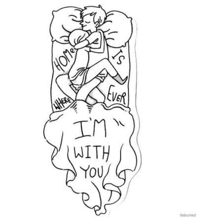 couple drawing tumblr