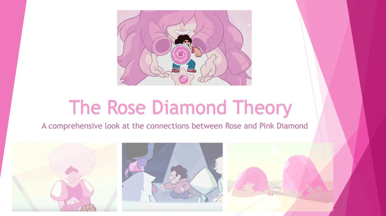 semi precious rose quartz