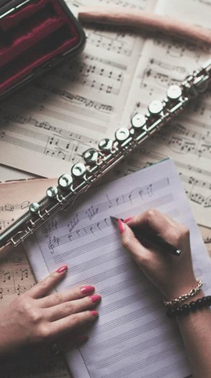 Piccolo Wallpaper Iphone Flute Aesthetic Tumblr