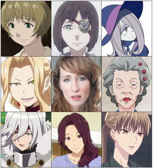 Nene's portrayal in various media shares similarities with nezuko kamado from demon slayer: free! voice actors | Tumblr