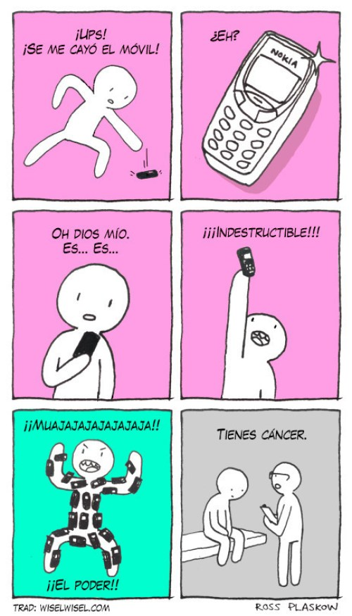Soy indestructible