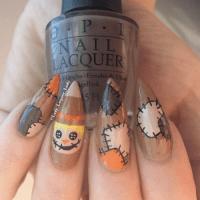 scarecrow nails | Tumblr