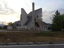 Abandoned Brutalist Motel In Bosnia Source