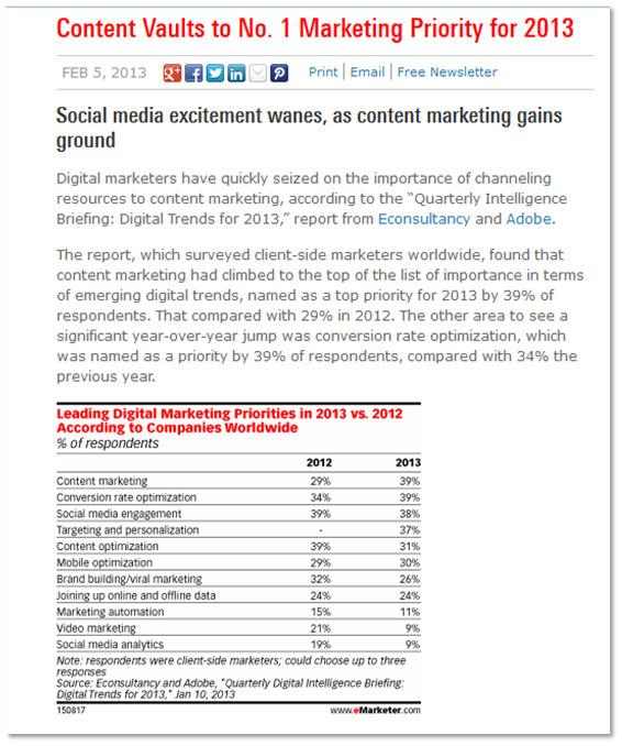 Verizon Media看見數位行銷力 — 內容行銷當道 –別再說產品特性了,消費者要的是故事!
