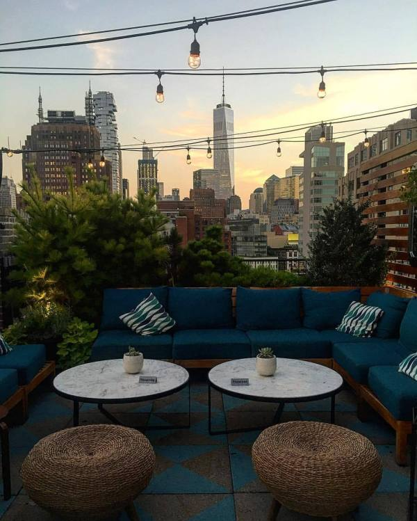 20 60 Thompson Rooftop Bar Pictures And Ideas On Meta Networks