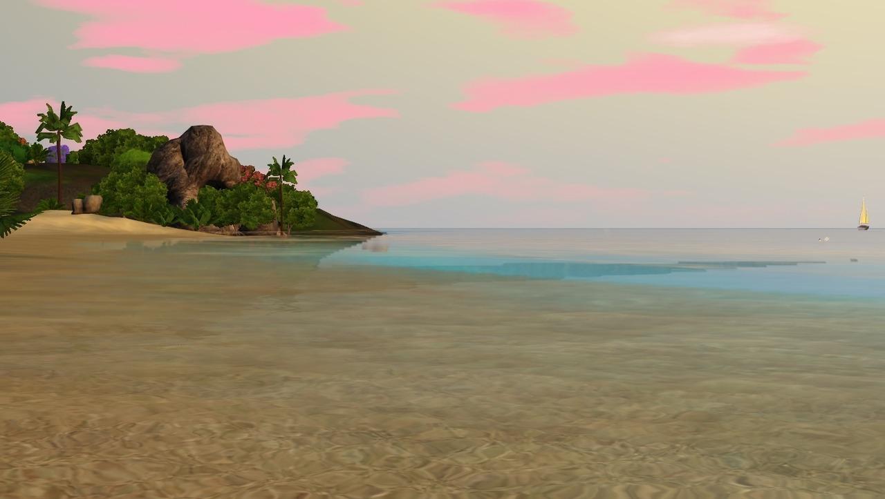 Off the Florida Keys Theres a place called Kokomo  sims 3 simblr