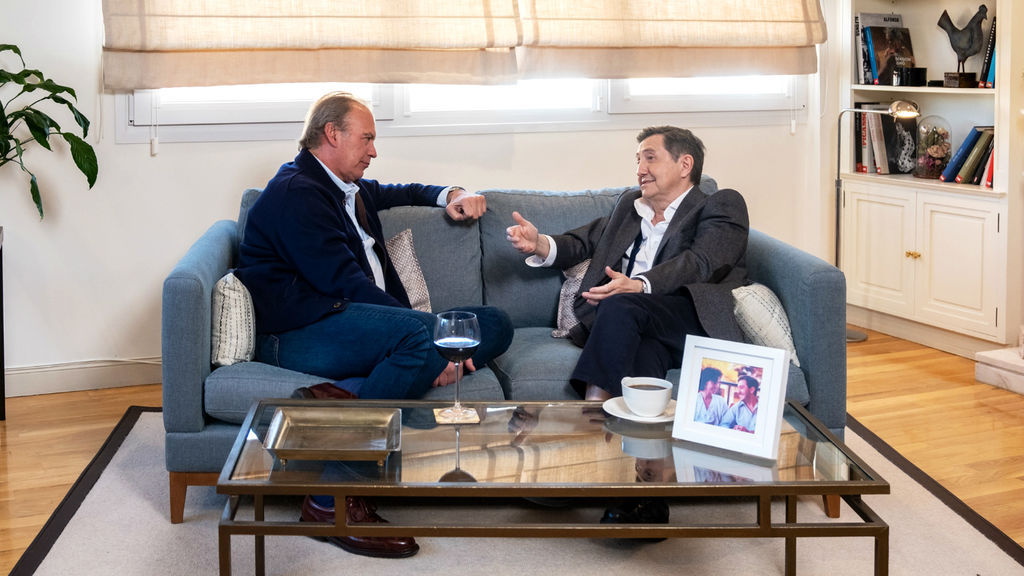 Jiménez Losantos sobre Alberto Garzón en el programa de Bertín Osborne: «Es un lerdo total que da clases de democracia»