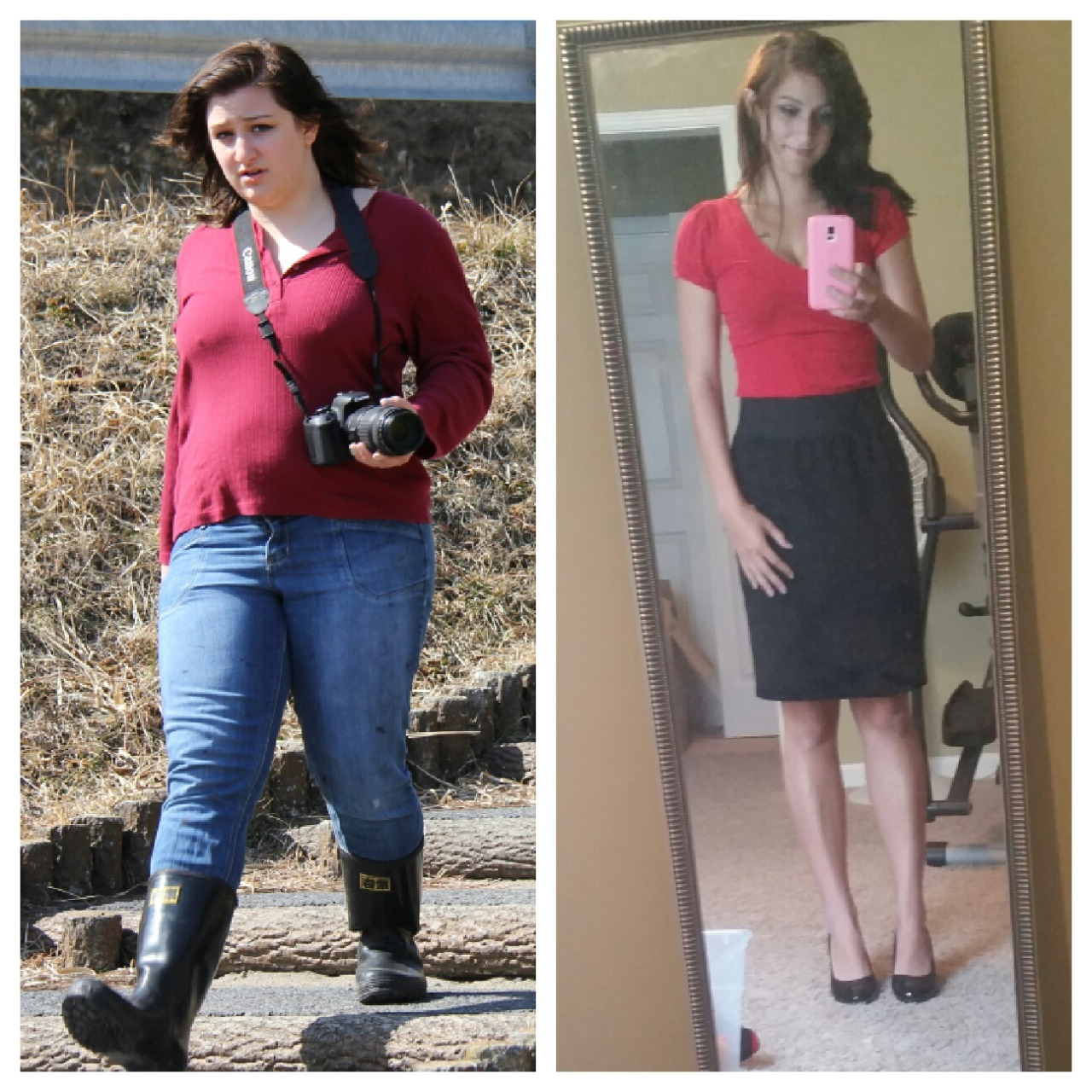 5 Ft 3 In 195 Pounds Vs 132 Pounds Took A