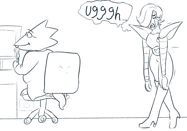 Almost Impossible because the dream was so big, Mettaton