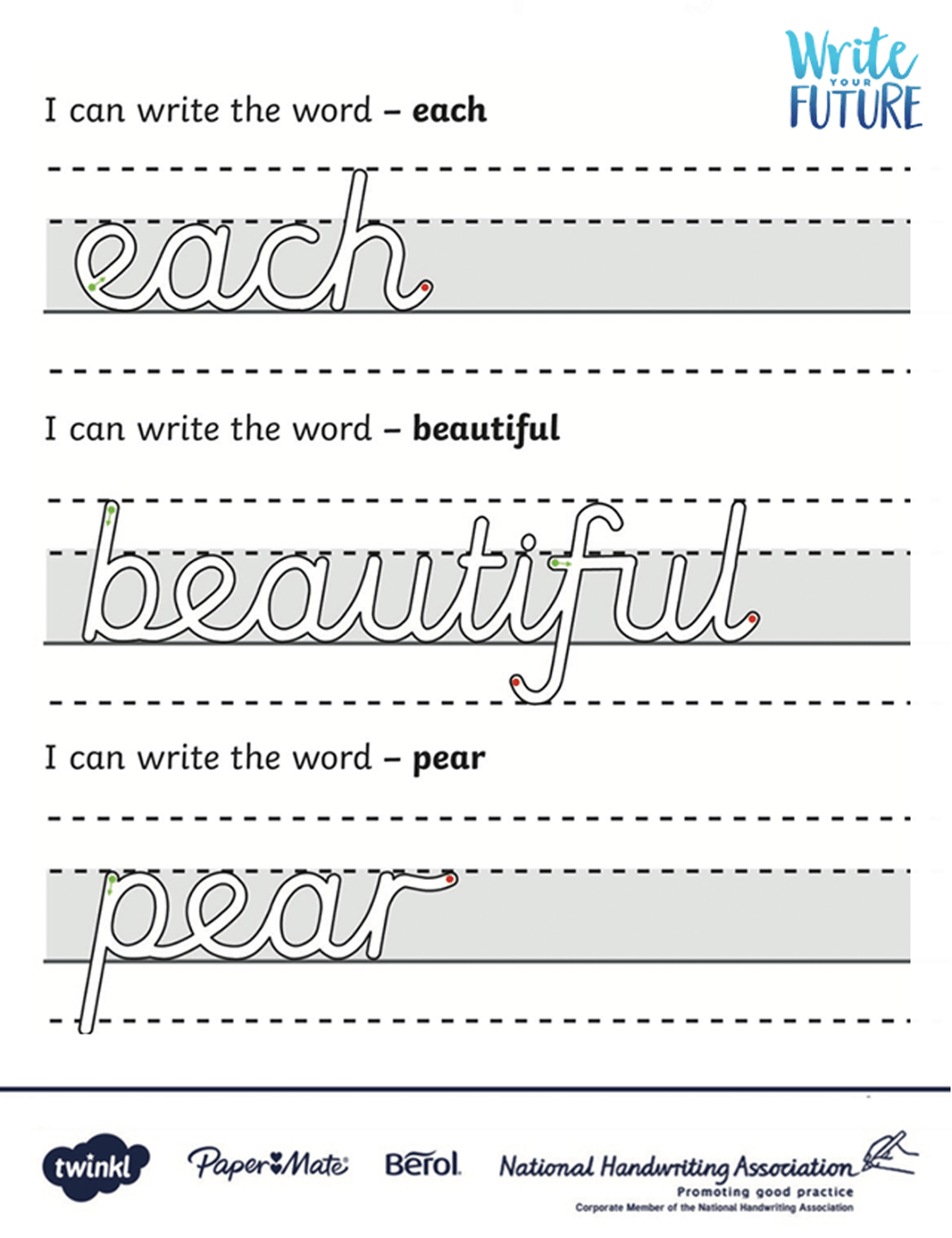 Letter Join Spelling Activity Sheets Non Looped Key Stage 1 Twinkl Resource More Download