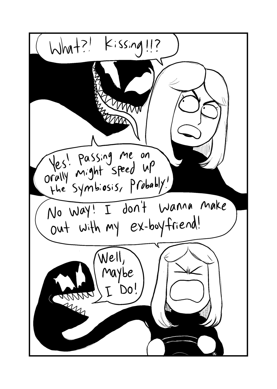 An Unhealthy Alternative to Learning (Just how did Venom