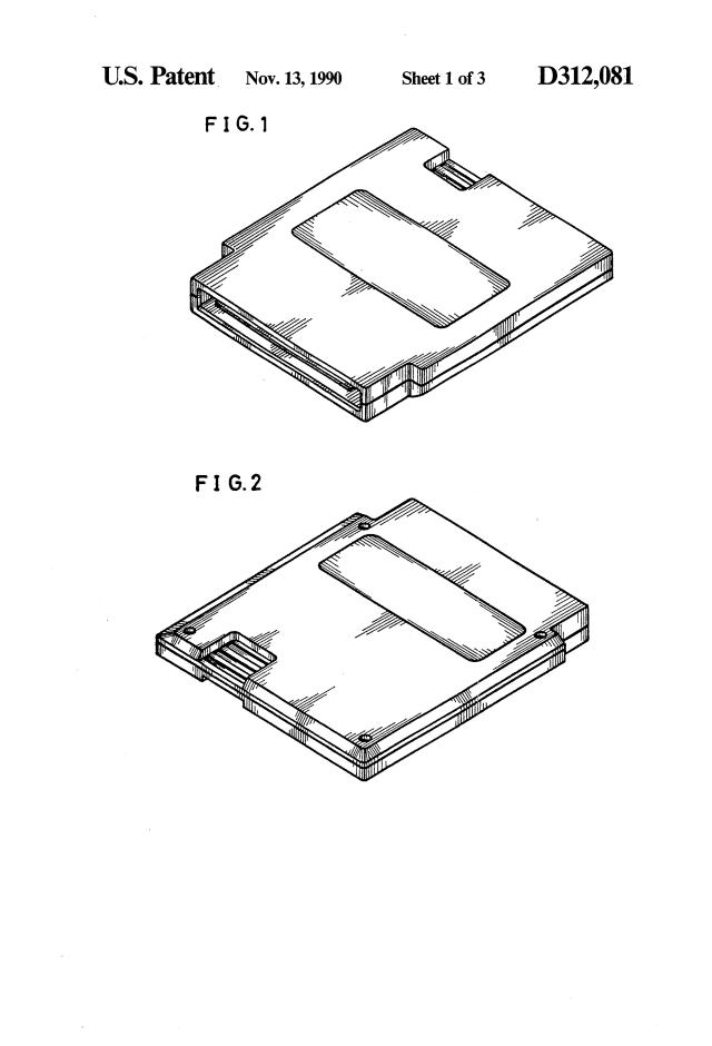Video Game Patents — NES Cart revision Publication