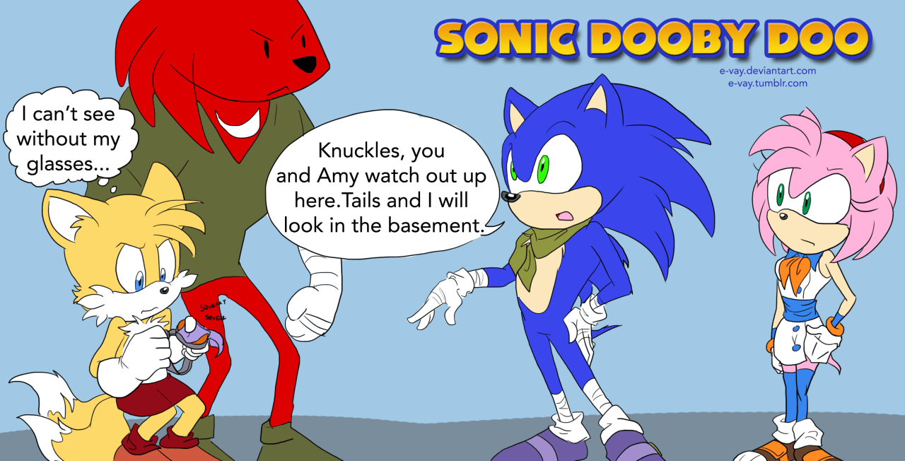 Sonic Boom Sonamy Aurora