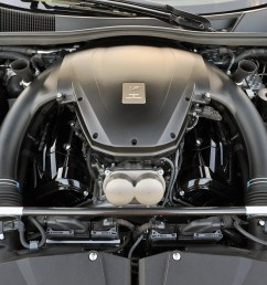 beautifully engineered lexus lfa production versus prototype engine bay [ 1280 x 850 Pixel ]