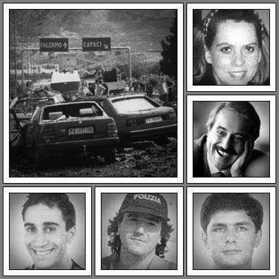 .. 23 maggio 1992 Strage di Capaci Io non dimentico (Popoli in Rivolta)