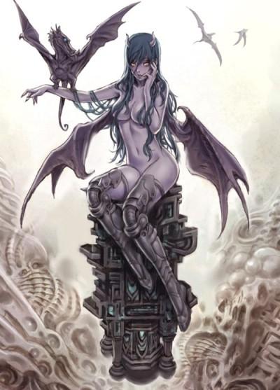 anime gothic tumblr