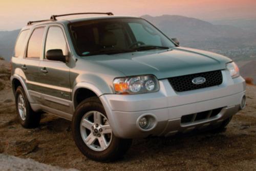 Manual De Servicio En Ford Escape 2007
