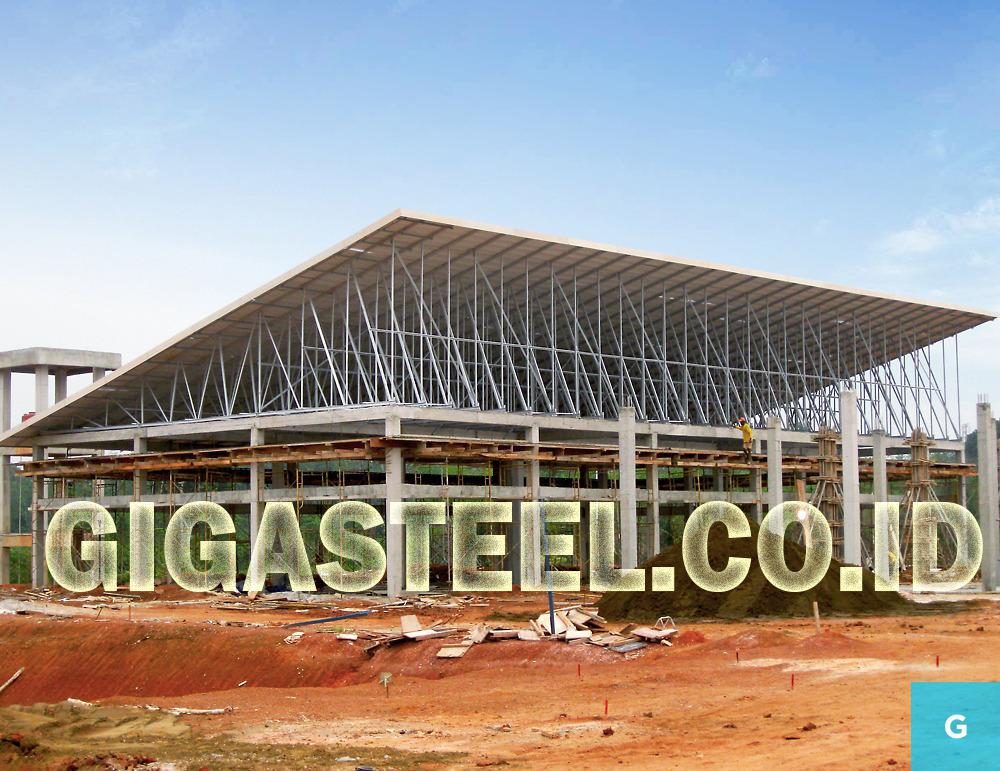 pabrik baja ringan terbesar di indonesia termurah
