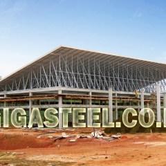 Baja Ringan Rangka Gording Reng Genteng Metal Bandung Jawa Barat Untuk Atap