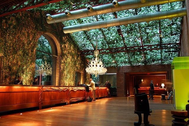 Hudson Hotel New York by Ian Schrager  Philippe  Fine