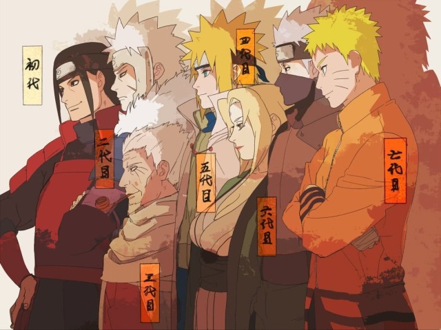 I think prime hiruzen wasn't stronger than prime hashirama even though he was a. hokages on Tumblr