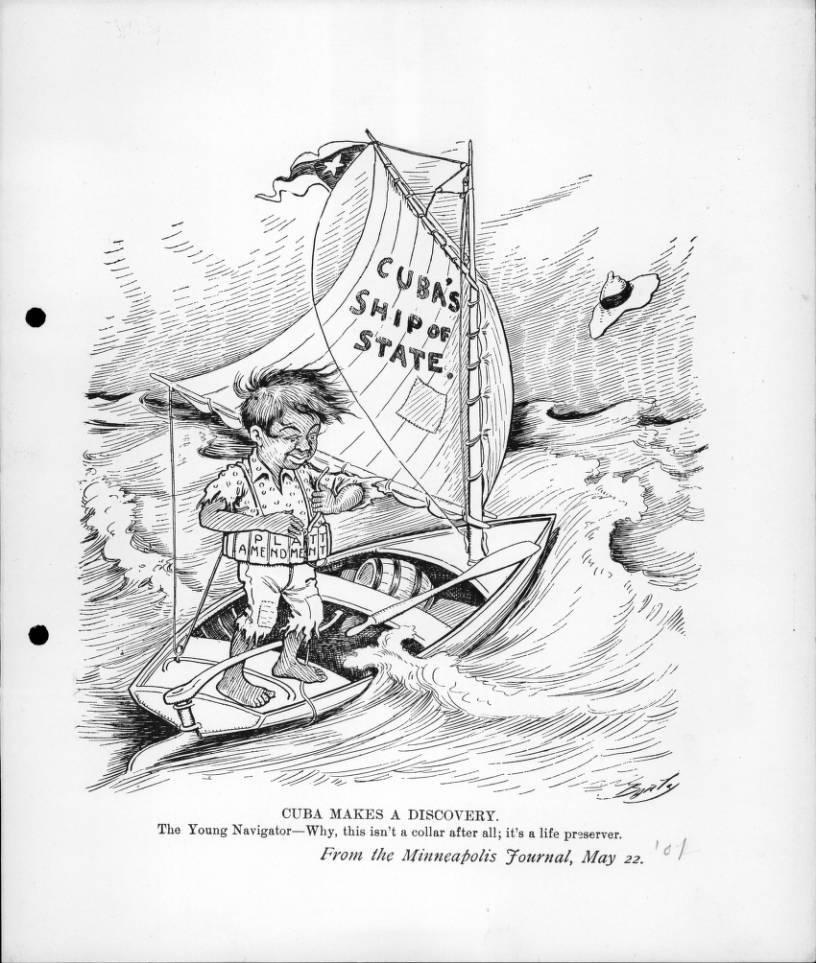 Charles Bartholomew Political Cartoon Collection