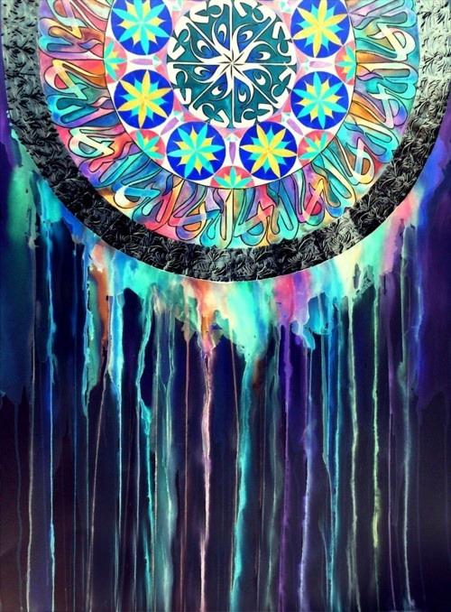 Dreamcatcher Wallpaper With Quote Tatuajes De Buhos Tumblr