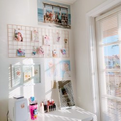 room kpop decor bts aesthetic bedroom rooms wall army instagram inspiration