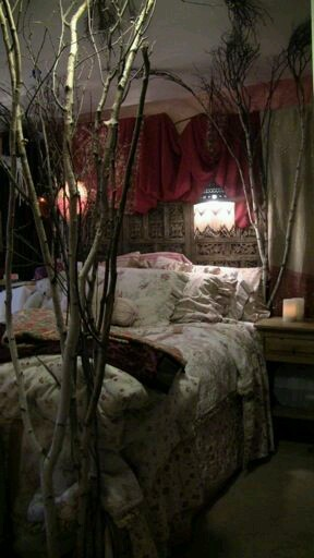 bohemian bedroom  Tumblr