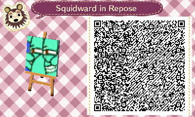 Animal Crossing New Leaf Wallpaper Qr Acnl Qr Codes Edition Sponge Bob Flag Source Google Image