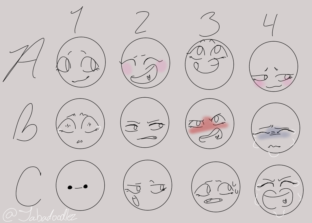 V I B E C H E C K, i made an emotion sheet if anyone wants