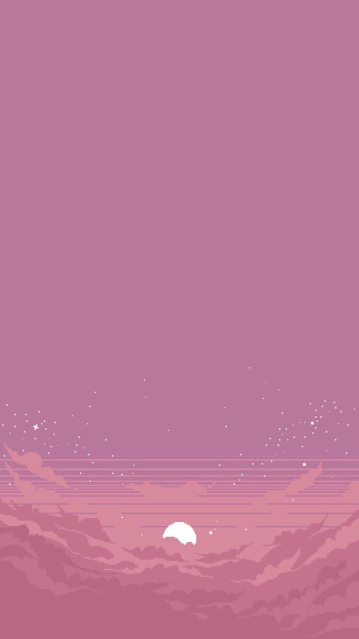 Cute Bunny Drawing Wallpaper Pixels Tumblr