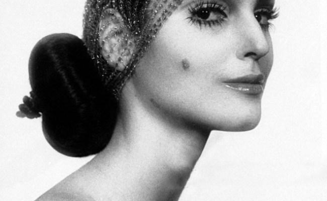 Benedetta Barzini By Franco Rubartelli For Vogue