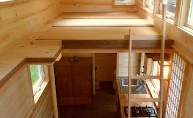 Small Home Life Canada Japanese Style Tiny House